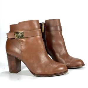 Louise et Cie Brown Rainer Leather Boots